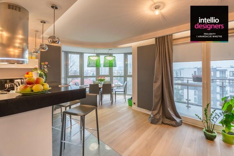 ekskluzywne apartamenty w Krakowie