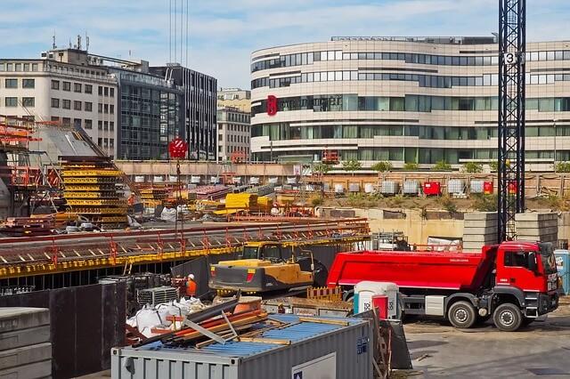 budowa w Krakowie